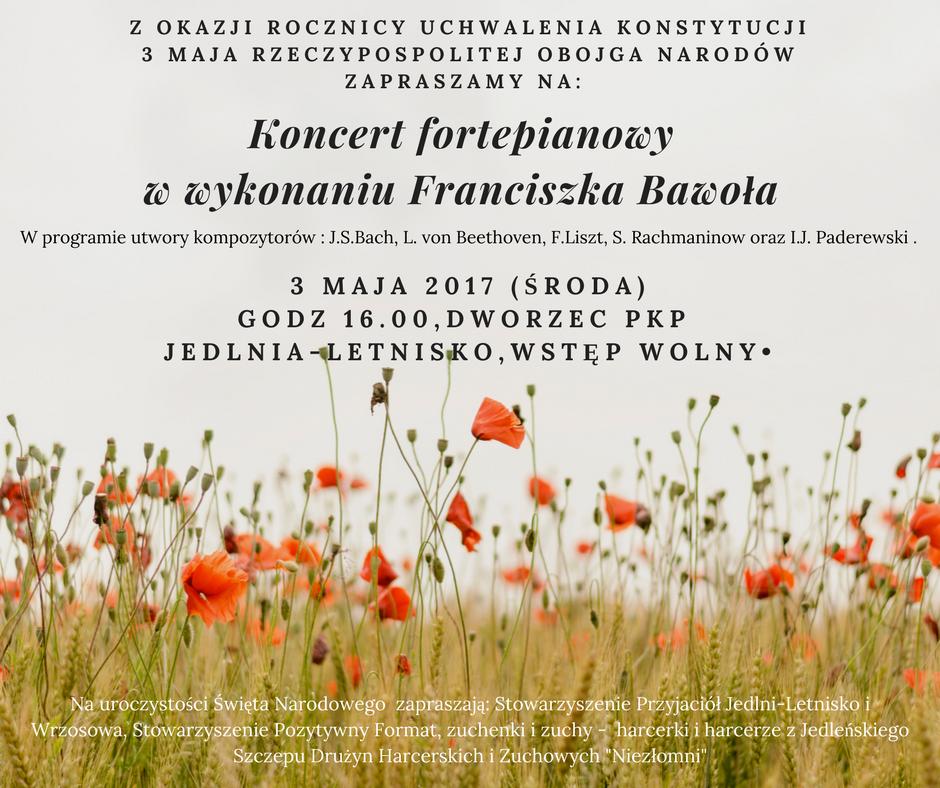 Koncert fortepianowy 2017
